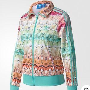 Adidas Firebird Butterfly Track Jacket